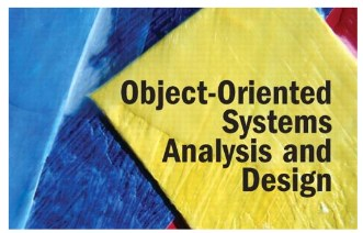 Object Oriented Analysis and Design Training